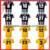 Juventus Home Away Soccer Jersey 2013 2014 Customized Player 10 Tevez Pirlo Vidal Chiellini a+++ Quality Football Uniforms 13 14