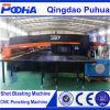 4 Aixsの自動指標近いフレームの高速穿孔器装置が付いている油圧CNC打つ機械
