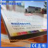 3m m 4m m de la impresión ULTRAVIOLETA de ambas Digitaces de las caras el panel compuesto de aluminio para la señalización