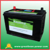 JIS Standard Lead Acid Dry Car Battery 12V90ah N90