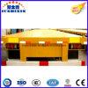 Flatbed Semi Aanhangwagen van de Container 40feet 3axle