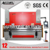 Accurl New Machinery Hydraulic CNC 2014 Brake MB8-80t/2500 Delem Da-66t (Y1+Y2+X+R Mittellinie) Press Brake