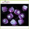 3 linterna de papel de hadas luz de hadas decoración del partido
