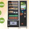 Máquina de Vending do mercado da autonomia mini para alimentos frescos