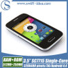 高品質Sc7715のアンドロイド4.4の最もよい3.5インチの人間の特徴をもつスマートな電話(S51)