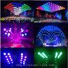 Decoración de la boda caliente colorido elevación bola Efecto de luz LED