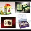 Caja de regalo de la impresión en offset para el empaquetado del té
