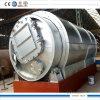 Ultimo tipo macchina di gomma di pirolisi della raffineria che ottiene petrolio