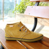 BoyまたはMen (SNC-03048)のための方法Styleの上Cut Breathable Vulcanized Rubber Shoes