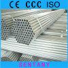 Fuerza de producción que enmarca galvanizada alrededor del tubo de acero