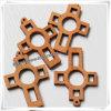 Belle petite croix en bois religieuse chrétienne (IO-cw014)