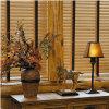 zonneblinden van Horizental Basswood van het Venster van 25mm/35mm/50mm de Venetiaanse (sgd-w-581)