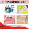 Guante de alta velocidad del PE de la cocina de las capas dobles que hace la máquina