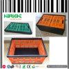Foldable empilable Plastic Crate pour des fruits et légumes