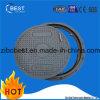 En124ガラス繊維/プラスチックまたは樹脂のマンホールカバー