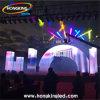 높은 광도 P10 LED 풀 컬러 전시 영상 벽