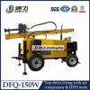 ポータブル4の車輪の取付け可能な井戸の掘削装置Dfq-150W