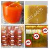 Folha amarela do PVC do Anti-Inseto para a indústria alimentar