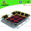 Dodge Ball (2520E)를 위한 성인 Rectangle Trampoline