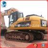 Lagarta usada Hidráulico-Bomba 325D 0.5~1.5cbm/25ton em grande escala usado Excavator-2005~2009 da esteira rolante