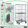 Warehouse Storage Roll Container Roll Trolley Cart