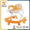 Marcheur de bébé de dessin animé et roues simples de marcheur avec le prix bon marché