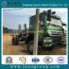 All-Wheel 드라이브 4X4 10m3 덤프 트럭