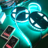 TM1812 SMD Flexible Addressable Black RGB LED Strip