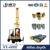 Xy-600f 600m Exploration Core Drilling Rig Machine