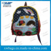 Diseñador Quality Canvas Backpack, Kids Canvas School Bag para Kids, Canvas School Bag (XW-D010)