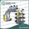 CH886 vitesse flexographique de machine d'impression de couleur de la série 6