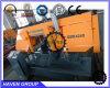 Tipo máquina de GWK4240 Horizontal de sawing da faixa de metal
