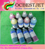Aucunes obstruer et encre vive de colorant de couleur pour Canon Ipf 5000 imprimeur 5100 6100 (101#)