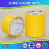 Cinta coloreada del embalaje de BOPP con precio competitivo