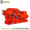 8 Reeks van de Generator van de Dieselmotor van 3 Fase van de cilinder in-Line