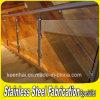 Балюстрада лестницы нержавеющей стали отделки волосяного покрова (Keenhai-032)