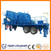 Mobile chino Crushing Plant con CE&ISO Approved