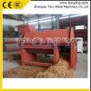 Palme Defiber 1-2T/H gewundene Schaufel-legierter Stahl-Silk bildenmaschine