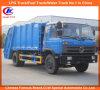 Dongfeng 4X2 13cbm Vrachtwagen van de Collector van de Compressie en van het Afval van het Huisvuil