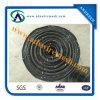 100g de tissu Geotextile Geofabric avec 14 # Ga Wire Back Silt Fence