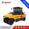 Rodillo compactador Sany Spr200-6 20 toneladas de neumáticos de caucho carretera