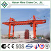 Pórtico Crane Double Girder Crane Type, Lifting Container en Port
