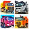 地球の移動トラック、Sinotruk HOWO 6X4 15cbmのダンプカーのダンプトラック