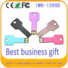 USB Flash Drive del USB Metal di 128MB-128GB Free Logo Key
