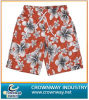 Fashion Printed Beach Shorts des hommes avec Quick Dry Fabric