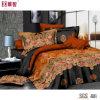 ヨーロッパ様式はポリエステル寝具セットを印刷した