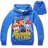 2015 neuer Herbst-Sprung-Jugendkinder Hoodies stellt Hoodies Hose-volle Form-Jungen-Sweatshirt-Kind-Jacken ein