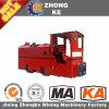 Locomotiva di cantieri sotterranei della locomotiva di estrazione mineraria 8t