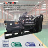 Sistema da produção de eletricidade da gasificação da biomassa do jogo de gerador