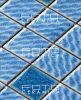 Mosaico de cerámica esmaltado rotura del arte de la porcelana del hielo (DL-IID9001)